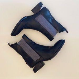 Alexander Wang Leather Booties